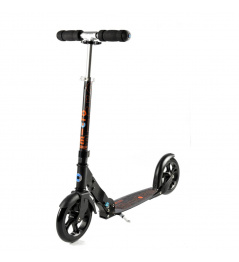 Micro Black Scooter