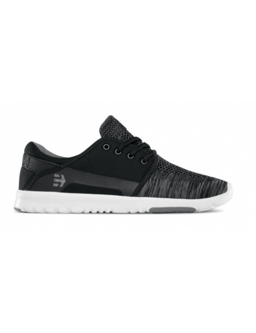 Etnies Shoes Scout YB black / gray 2017 vell.EUR42