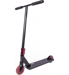 Freestyle scooter North Switchblade 2020 Matte Black & Wine Red