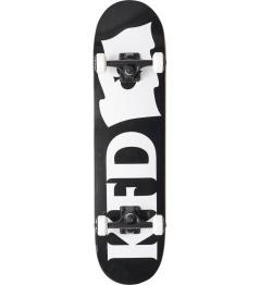 """Skateboard KFD Young Gunz Set 8 """"Flagship V2 Black"""