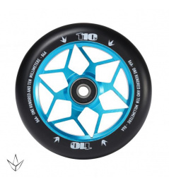 Blunt Diamond 110 mm blue wheel