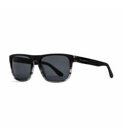 Horsefeathers Keaton glasses - matt black turtle / gray 2021