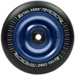 Metal Core Radical 100mm wheel black-blue