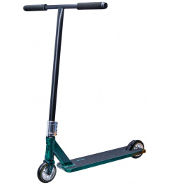 Freestyle scooter North Tomahawk 2021 Translucent Forest Green & Silver