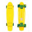 Street Surfing Skateboard BEACH BOARD Summer Sun, yellow
