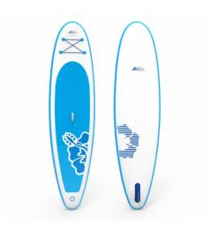 Kona Core Air 10'8''x32''x6 '' WHITE / BLUE 2019 paddleboard