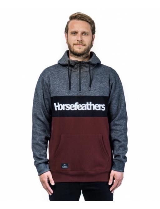 Horsefeathers Riggs raisin 2020/21 sweatshirt.XXL