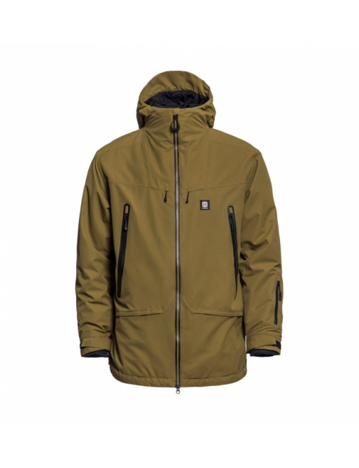 Jacket Horsefeathers Ymir dull gold 2020/21 vell.L