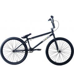 "Colony Eclipse 24 ""2020 Cruiser Freestyle BMX Bike (24"" | Black Polished)"