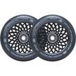 Root Lotus wheels 110x24mm Black / Black 2pcs
