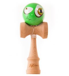 Kendama Nokaic Face Green