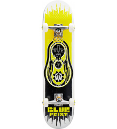 "Blueprint Skateboard Babushka V2 7.5 ""Yellow"