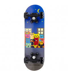 Area Cats skateboard
