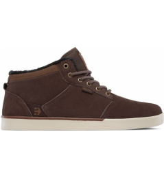 Etnies Shoes Jefferson Mid brown / brown 2018/19 vell.EUR46