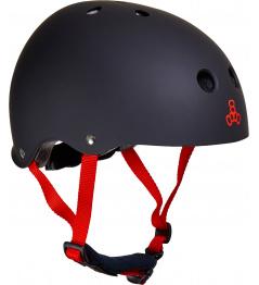 Children's helmet Triple Eight Lil 8 Pro matt black