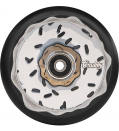 Wheel Chubby Dohnut 110mm Oreo / White
