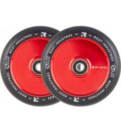 Wheels Root Industries Air Black 110mm 2pcs red