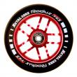 Wheel Metal Core Radius 120mm Wheel Red