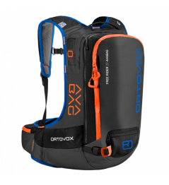 Backpack Ortovox Free Rider 22 black Avabag KIT