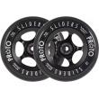 Wheels Proto Slider 110mm black 2pcs