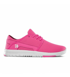 Etnies Shoes Scout pink / white / pink 2017 vell.EUR40