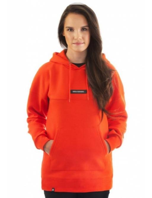 Horsefeathers Sweatshirt Skye tomato red 2021 women's vell.S
