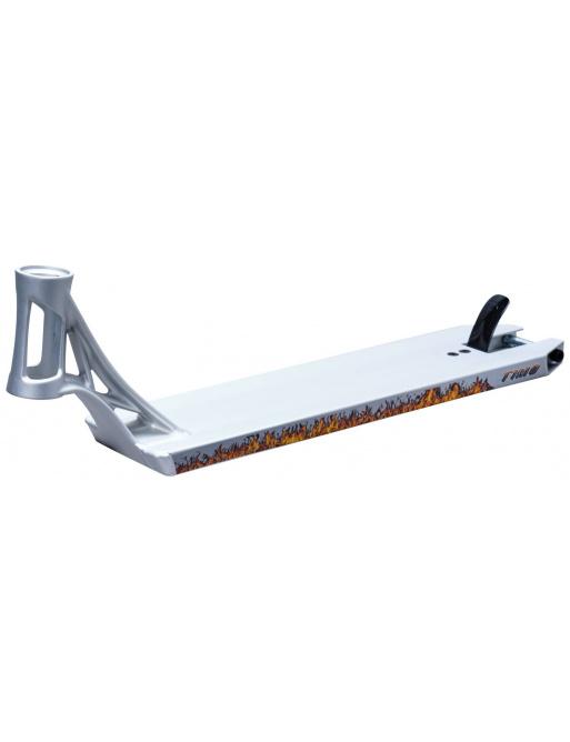 Board AO Timo Stürmlin Park 520mm Silver + FREE Griptape