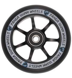 Wheel Panda Spoked V2 100mm black