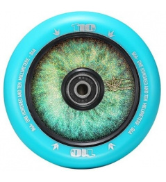 Blunt Hollow Core Wheel 110mm Glow Eye Hologram