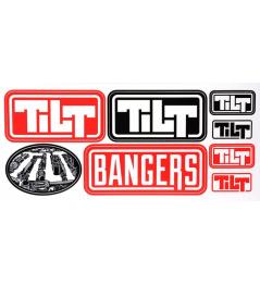 Tilt stickers