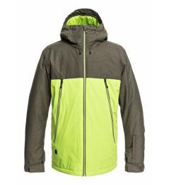 Quiksilver Sierra Jacket 181 gkc0 lime green 2018/19 vell.L