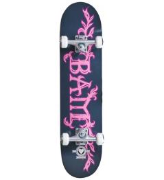 "Skateboard Heart Supply Bam 7.5 ""Growth Purple"