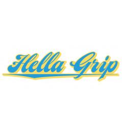 Sticker Hella Grip Logo