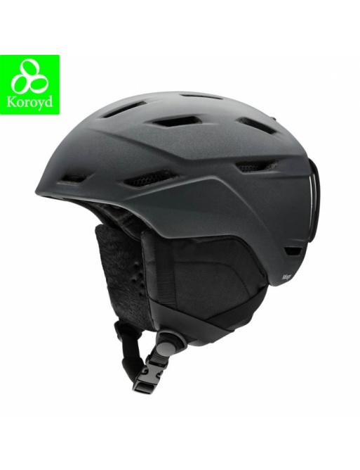 Helmet SMITH Mirage matte black pearl 2020/21 size.M / 55-59cm