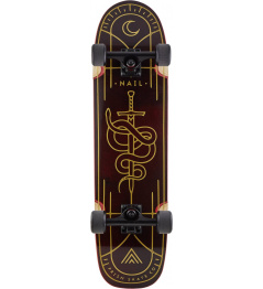 "Prism Nail Cruiser Skateboard (32 ""by Liam Ashurst)"