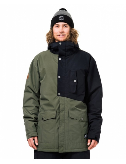 Horsefeathers Hubbard olive jacket 2017/18 vell.XL
