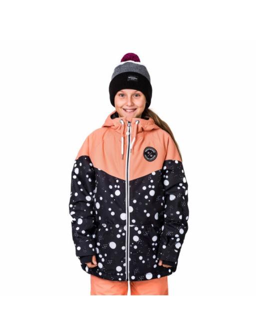 Jacket Horsefeathers Fay dots 2017/18 kids vell.XL