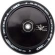 Wheel Blunt Hollow 120mm black