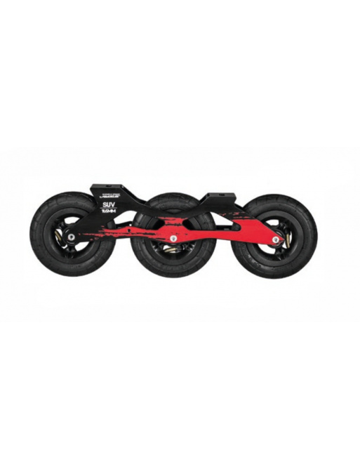 Chassis Powerslide SUV 3x125