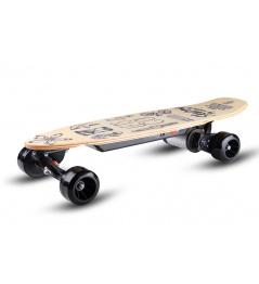 Skatey Skateboard 150L wood art