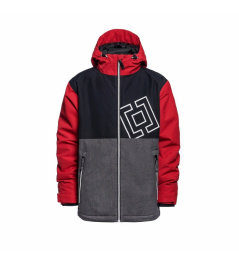 Jacket Horsefeathers Damien red 2020/21 children's vell.L