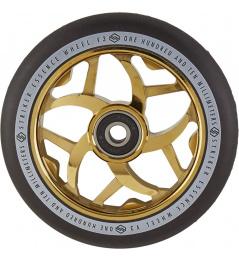 Wheel Striker Essence V3 Black 110mm gold
