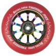 Metal Core Thunder Rainbow 110 mm castor red