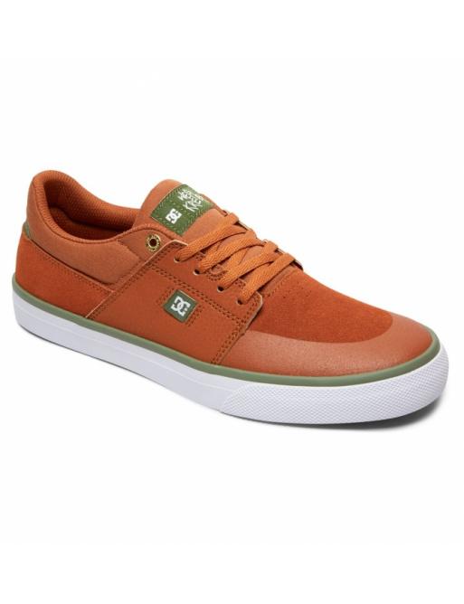 Dc Shoes Wes Kremer brown / brown 2018 vell.EUR46