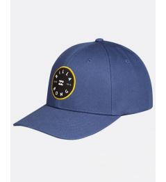 Billabong Walled Snapback navy 2018 kids' cap