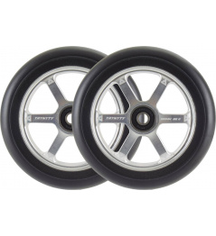 Wheels Trynyty Armadillo 120mm silver 2pcs