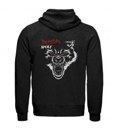 Sweatshirt Bestial Wolf black