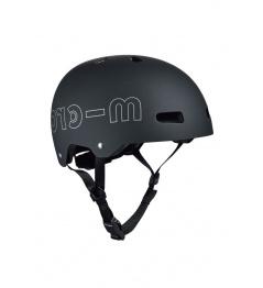 Micro Black V2 M Helmet (53-57cm)