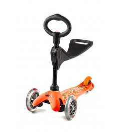 Mini Micro Deluxe 3in1 Orange