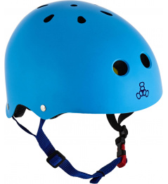 Helmet Triple Eight Brainsaver 2 MiPS L / XL blue